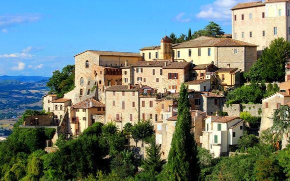 Willkommen in...Italien!