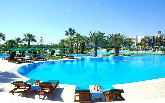 Hotel Djerba Plaza 4*