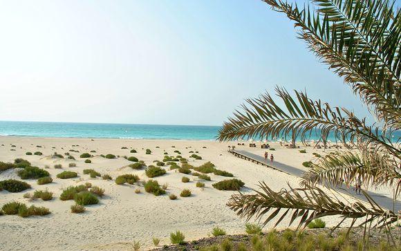 Willkommen in... Abu Dhabi !