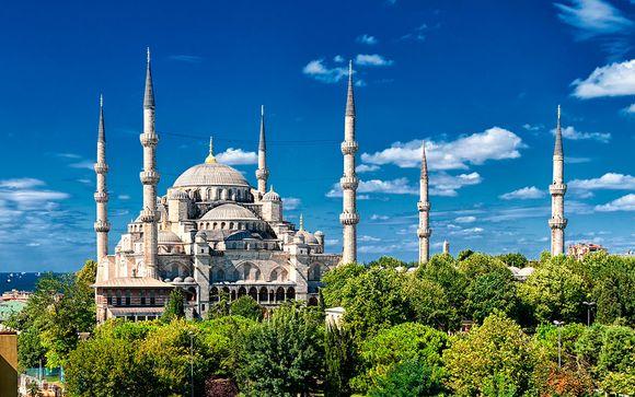 Willkommen in...Istanbul!