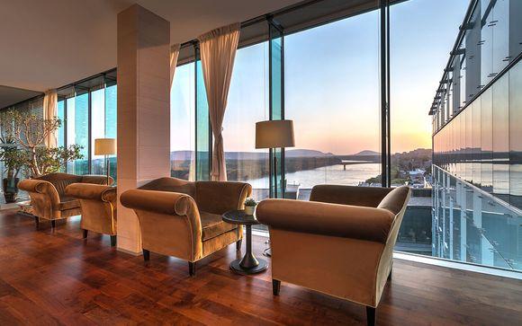 Grand Hotel River Park Bratislava Bis Zu 70 Voyage Prive