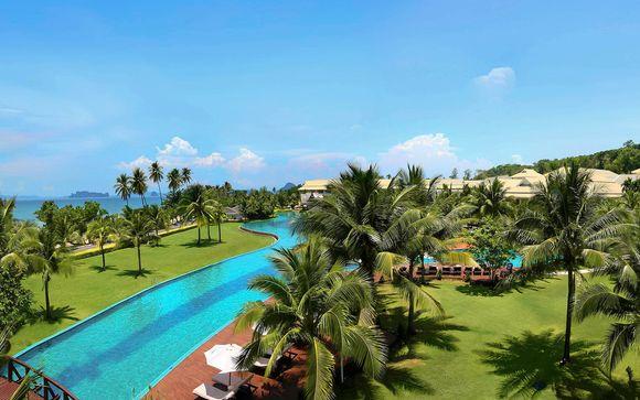 Krabi - Sofitel Krabi Phokeethra Golf and Spa Resort 5*