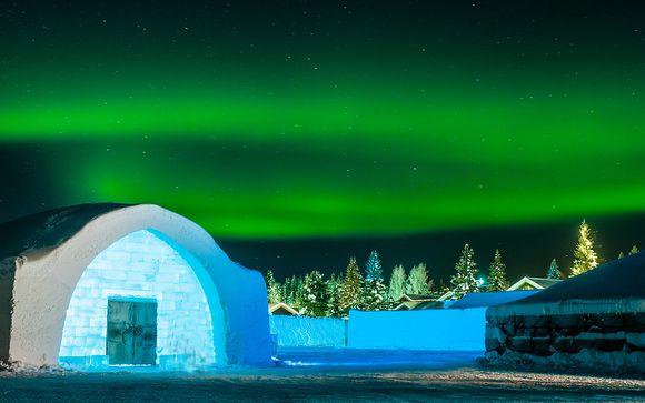 Icehotel - Jukkasjärvi