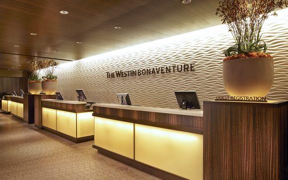 Los Angeles - The Westin Bonaventure Hotel & Suites 4*