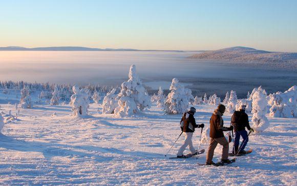 Willkommen in... Lappland!