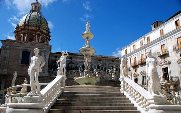Willkommen in Palermo!