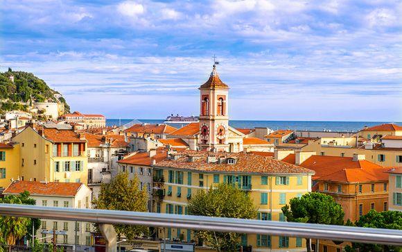 Willkommen an der Côte d'Azur !