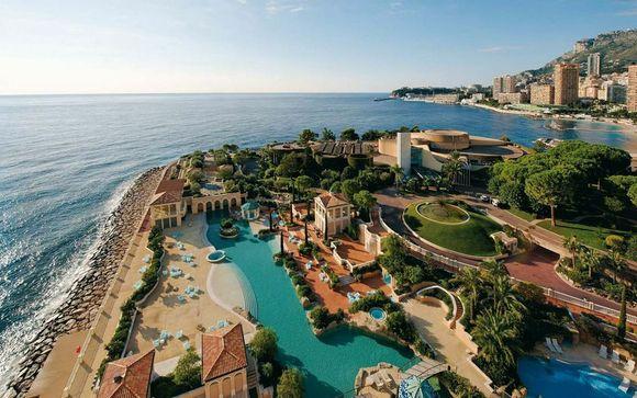 Willkommen in Monaco!