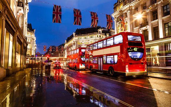 Willkommen in...London!
