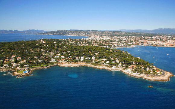 Willkommen an... der französischen Riviera!