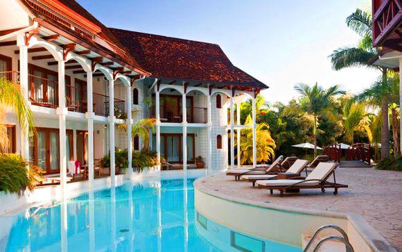 Luxuriöser Aufenthalt auf zwei Paradiesinseln