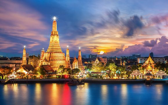 Ihr optionaler Stoppover in Bangkok