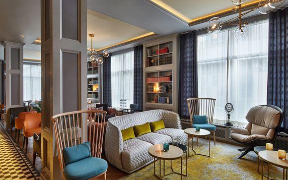 Reykjavik Konsulat Hotel, Curio Collection by Hilton 4*