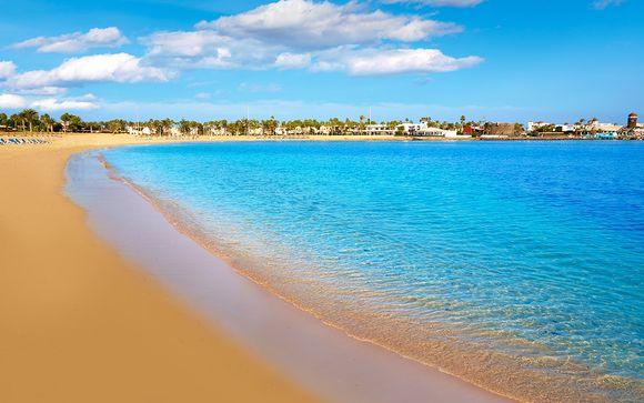 Willkommen auf... Fuerteventura!