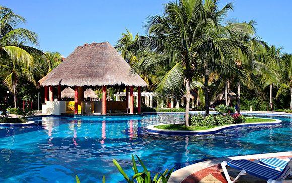 Hotel Grand Bahia Principe Coba 5*