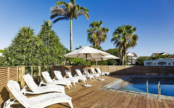 Ihr Hotel Villa Delisle