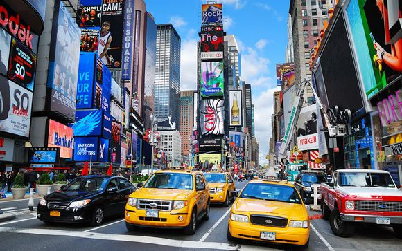 Willkommen in... New York & Miami!
