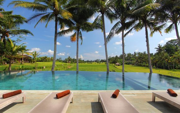 Mathis Retreat in Ubud