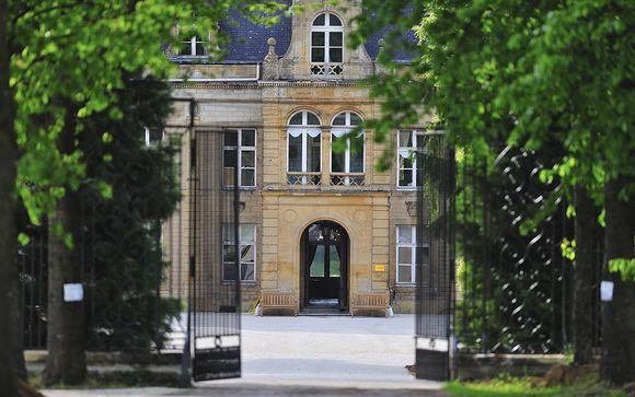 Château du Faucon 4*