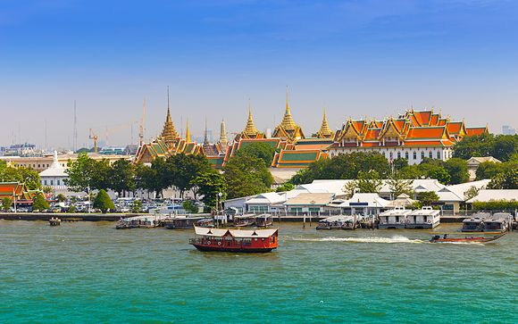 Verlängerungsoption in Bangkok