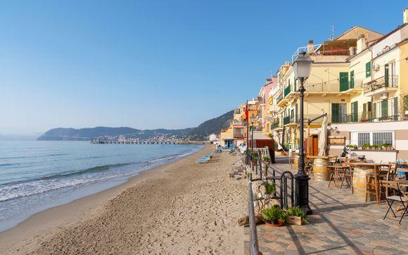 Hotel Riva 4 Alassio Bis Zu 70 Voyage Prive