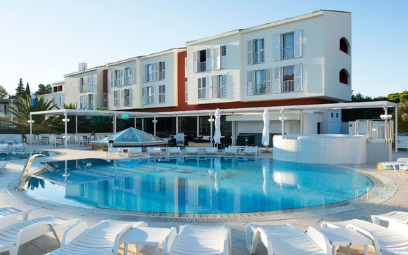 Hotel Marko Polo 4*