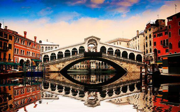 Willkommen in...Venedig !