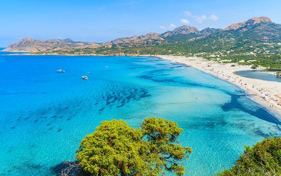 Willkommen in... Calvi auf Korsika!