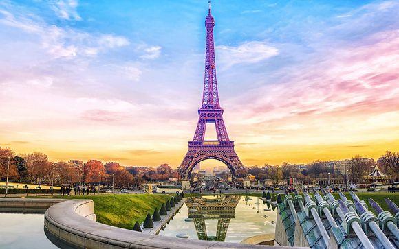 Willkommen in...Paris!