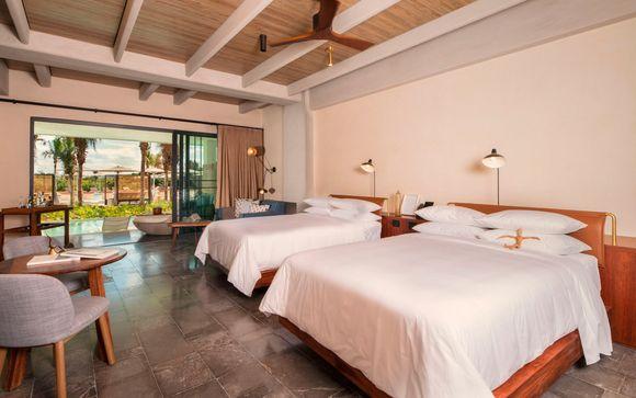 Ihr Zimmer im ATELIER Playa Mujeres Luxury Resort