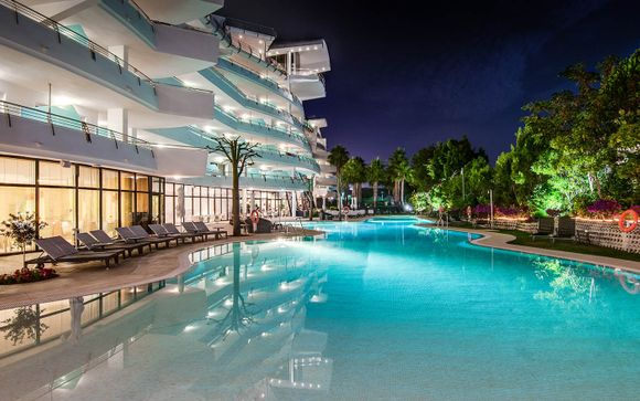 Senator Banus Spa Hotel 5 *
