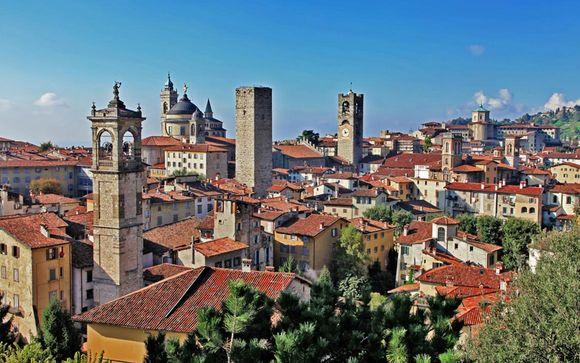 Willkommen in... Bergamo!