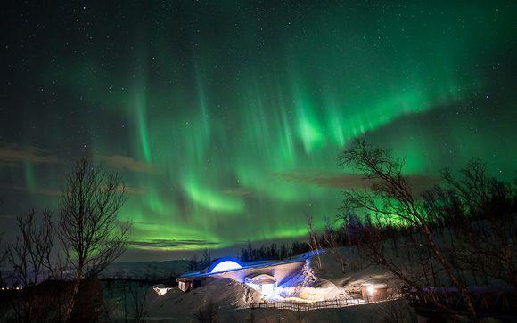 Willkommen in... Tromso!