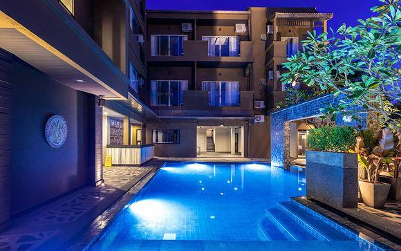 Ihr Hotel Mazi Design 4* in Phuket (Angebot 2)