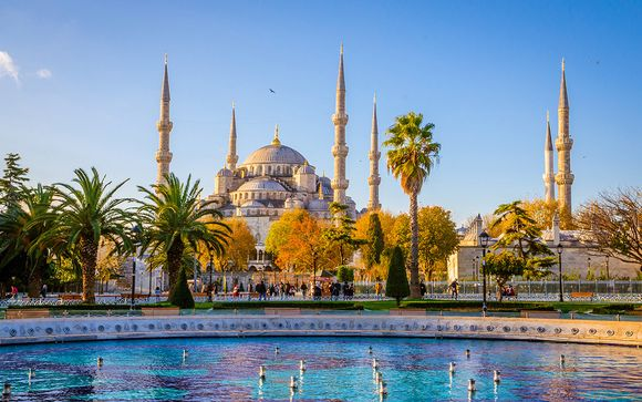 Willkommen in... Istanbul!