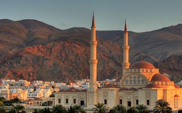 Ihre Optionen - Oman