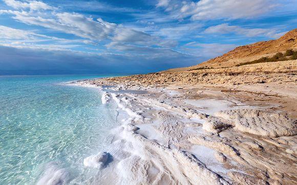 7 Nächte/8 Tage Jordanien-Tour + Totes Meer
