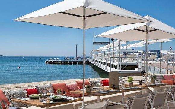Hotel Barrière Le Majestic 5* - Cannes - Bis zu -70 ...