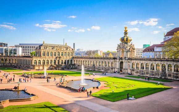 Willkommen in... Dresden!