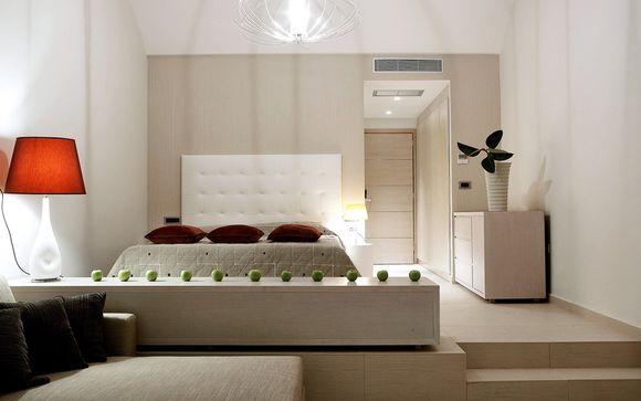 Ihr Zimmer im Ixian All Suites