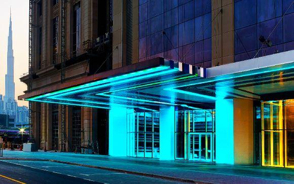 Dubai - V Hotel Dubai, Curio Collection by Hilton 5*