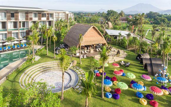 Wyndham Tamansari Jivva Resort 5*