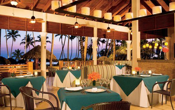 Ihre Verpflegung im Dreams Palm Beach Punta Cana