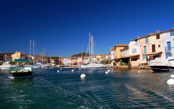 Willkommen in... Port Grimaud!