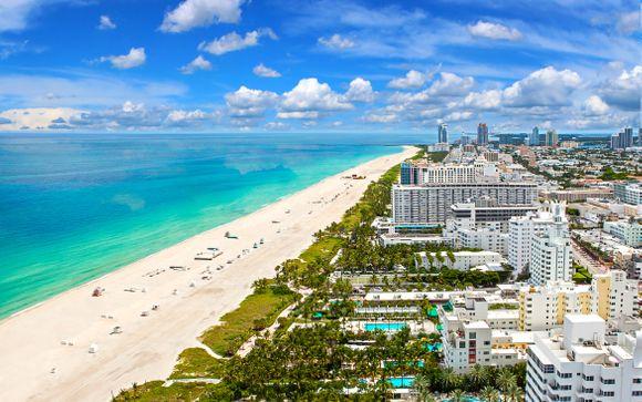 Willkommen in...Miami!