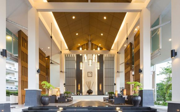 Kantary Beach Khao Lak Villas & Suites 4*