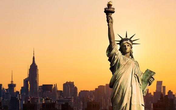Optionaler Aufenthalt in New York
