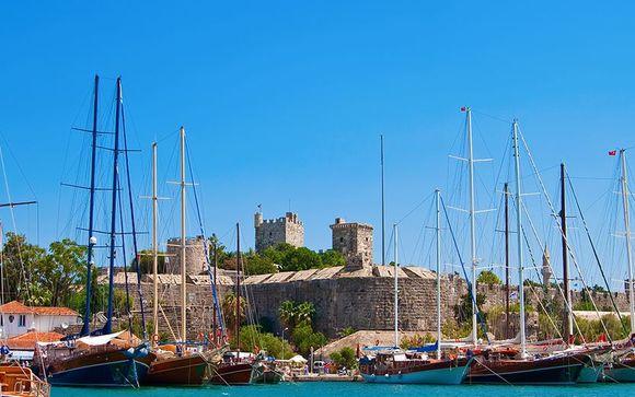 Willkommen in... der Türkei und in Griechenland!