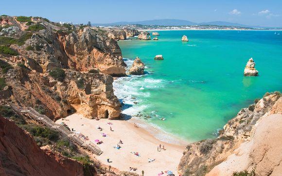 Willkommen in... der Algarve!