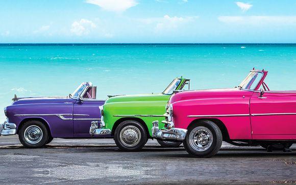 Havanna und Trinidad in authentischen Gasthäusern + Star Fish Cuatro Palmas 4* - Adults Only
